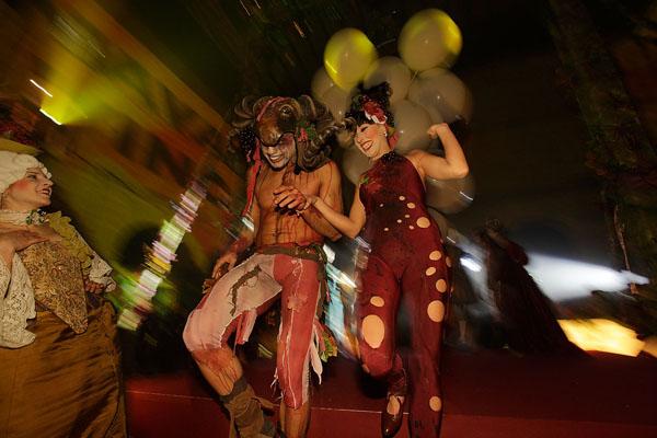 Baile de Máscaras 2011, Haro, La Rioja ( Foto: http://www.radioharo.com)