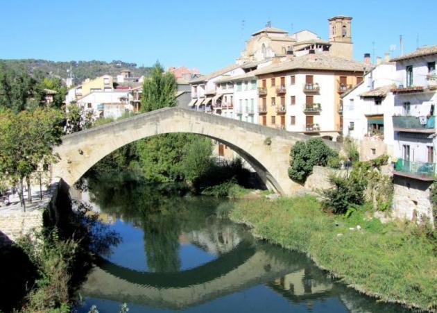 Foto viajero: Puente de la Carcel (Estella)