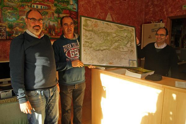 El Camping Acedo, premiado por su promoción turística de la Montaña Alavesa (03.12.2013)