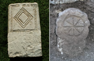 Estelas romanas de Korres